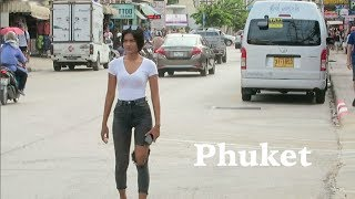 Download Patong in the Daytime - Phuket, Thailand Video