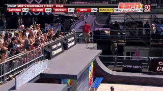 Download x games 2012 Paul Rodriguez ouro na final do Skate Street Video