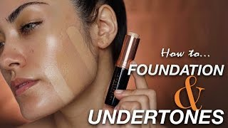 Download How To Find Your BEST Foundation Match + Undertone | Anastasia Foundation Sticks | Melissa Alatorre Video