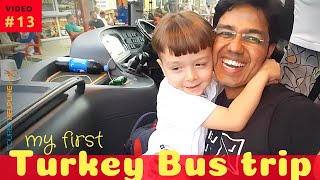 Download How to reach ISTANBUL Main Bus Terminal | Istanbul To Tekirdag bus Video