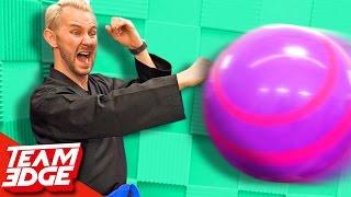 Download NINJA Dodgeball Challenge!! 🔴 Video