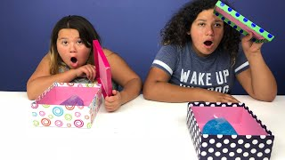 Download MYSTERY BOX OF SLIME GLOVES SWITCH- UP CHALLENGE!!! Video