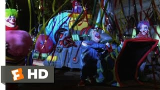Download Killer Klowns from Outer Space (7/11) Movie CLIP - Clown Invasion (1988) HD Video