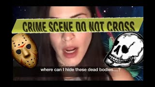 Download SCARING A SCAMMER asking where I can HIDE THE BODIES!!! LOL #irlrosie #scambaiter irl rosie Video
