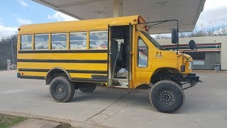 Download My 97 Short Bus 4x4 Converstion Video