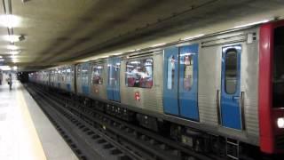 Download Metro de Lisboa Linha Amarela@Cidade Universitária 31 Mai 2013 Video