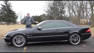 Download This V12 Mercedes CL65 AMG Is an Insane $30,000 Used Car Video