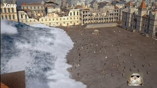 Download Portugal - Tremblement de terre de Lisbonne 1755 Video