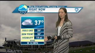Download Friday Morning Forecast 12/2 Video