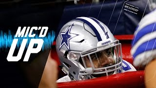 Download Ezekiel Elliott Mic'd Up Week 15 ″Did You Just Jump in the Salvation Army Bucket?″ | NFL Films | SFX Video