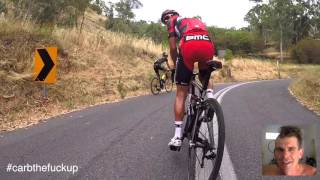 Download Ritchie Porte calls me a %#@# on the Corkscrew Video
