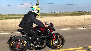 Download MV agusta Dragster 800 RR Video