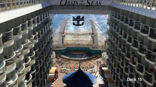 Download Tour of Royal Caribbean's Cruise Ship OASIS of The Seas Feb 2017 HD Video
