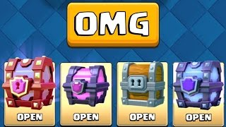 Download ALL AWESOME CHESTS IN CLASH ROYALE! :: Clash Royale :: SUPER MAGICAL CHEST OPENING Video