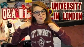 Download Q&A #1: Why study in University... in London? Video