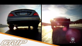 Download Mercedes CLS 63 AMG vs. Musclecar - GRIP - Folge 137 - RTL2 Video