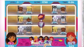 Download Playing Dora and explorer girls: Dora's Puppy Adoption Day Video