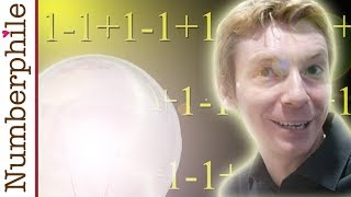 Download One minus one plus one minus one - Numberphile Video