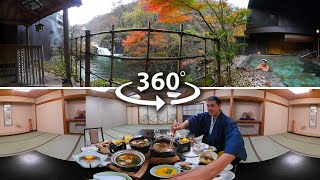 Download Japanese Hot Spring Baths & Hotel Room View 360° VR ★ ONLY in JAPAN Video