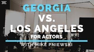 Download Should Actors Move to Atlanta or Los Angeles? Video
