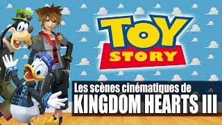 Download KINGDOM HEARTS III | LES SEQUENCES DU MONDE DE TOY STORY | #kh3premiere | EN VOSTFR Video