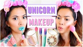 Download UNICORN Makeup & Brushes Tested! Is It Worth The Hype? Video