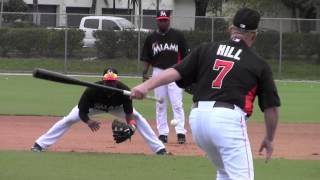 Download Marlins-1st full squad of Spring Training 2013 Video