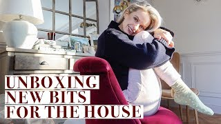 Download FURNITURE AND HOMEWARE UNBOXING AT FROWHOME | INTHEFROW Video