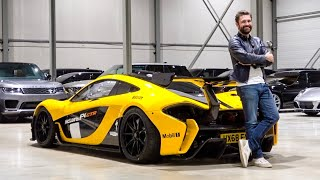 Download McLaren P1 GTR - ROAD LEGAL! The First Drive Video