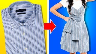 Download 22 BUDGET CLOTHING HACKS TO UPGRADE YOUR WARDROBE Video