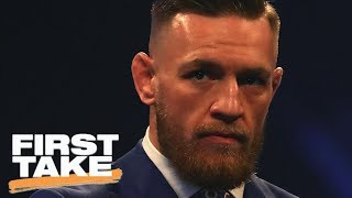 Download First Take Reacts To Paulie Malignaggi Blasting Conor McGregor | First Take | ESPN Video