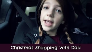 Download Christmas shopping with Dad at the Mall | Winter Ice Skating Video