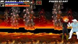 Download OpenBoR games: Mortal Kombat Unlimited playthrough Video