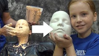 Download Lifecasting Tutorial: Accucast 590 Face Cast Video