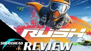 Download Rush VR - PSVR Review: Another Surprise Hit | PS4 Pro Gameplay Footage Video