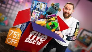 Download Unboxing Cheap vs Expensive Products from Five Below! Video