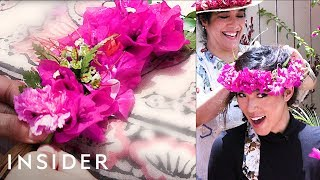 Download We Learned The Art Of Lei-Making From An Expert Video