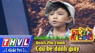 Download THVL | Thử tài siêu nhí - Tập 7: Ca cảnh Cậu bé đánh giày - Quách Phú Thành Video
