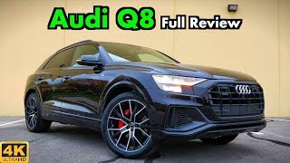 Download 2019 Audi Q8: FULL REVIEW + DRIVE | Iron Mans Gotta New SUV! Video