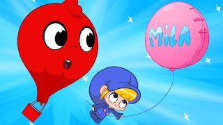 Download Morphle the Magic Balloon- Animations for Kids Video