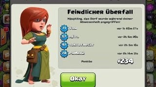 Download Best Th 7 Hybrid Base Layout W/Defense Replay (OLD UPDATE DOES NOT WORK ANYMORE)!!!! Video