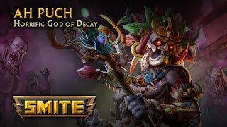 Download SMITE - God Reveal - Ah Puch, Horrific God of Decay Video
