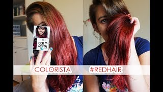 Download L'OREAL COLORISTA WASHOUT #REDHAIR Video