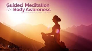 Download A Guided Meditation for Body Awareness (Beginners Meditation to Feel Your Internal Energy) Video