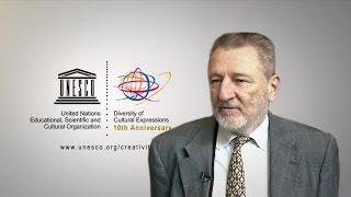 Download Ferdinand Richard speaks about the 2005 UNESCO Convention Video