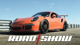 Download Porsche GT3 RS passes them all on the track Video