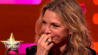 Download Michelle Pfeiffer Reacts to Being Mentioned in Uptown Funk | The Graham Norton Show Video