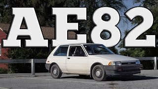 Download 1987 Toyota AE82 Corolla FX Hatch: Regular Car Reviews Video