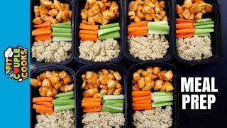 Download How to Meal Prep - Ep. 21 - BUFFALO CHICKEN Video