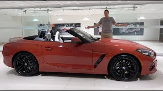 Download The 2019 BMW Z4 Is a Fun Luxury Roadster Video